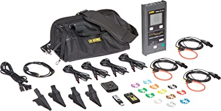 AEMC 2137.52 Single/Three-Phase Power and Energy Data Logger with LCD