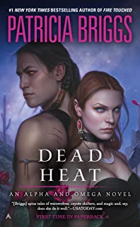 Dead Heat (Alpha & Omega Book 4)