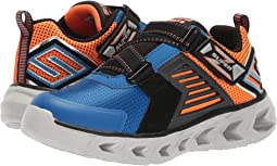 SKECHERS KIDS Hypno Flash 2.0-Rapid Quake 90587L Lights (Little Kid/Big Kid)