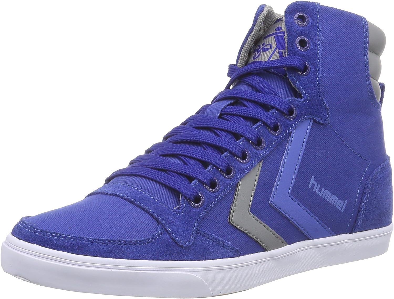 Hummel Sl Stadil Canvas Hi, Unisex-Adults' Hi-Top Sneakers