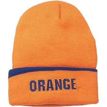 Orange NCAA Syracuse Sided Cuffed Hat One Size