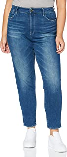 G-STAR RAW Janeh Ultra High Waist Mom Ankle Jeans para Mujer