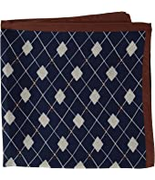 Z Zegna - Squares Pocket Square Z2I32