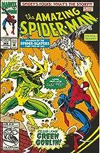 Amazing Spider-Man, The #369 VF/NM ; Marvel comic book