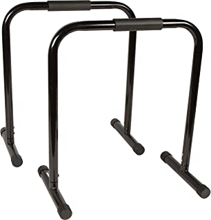 "Trademark Innovations 28.5"" Dip Station Bars for Fitness Exercise by Trademark Innovations DIP-Station"