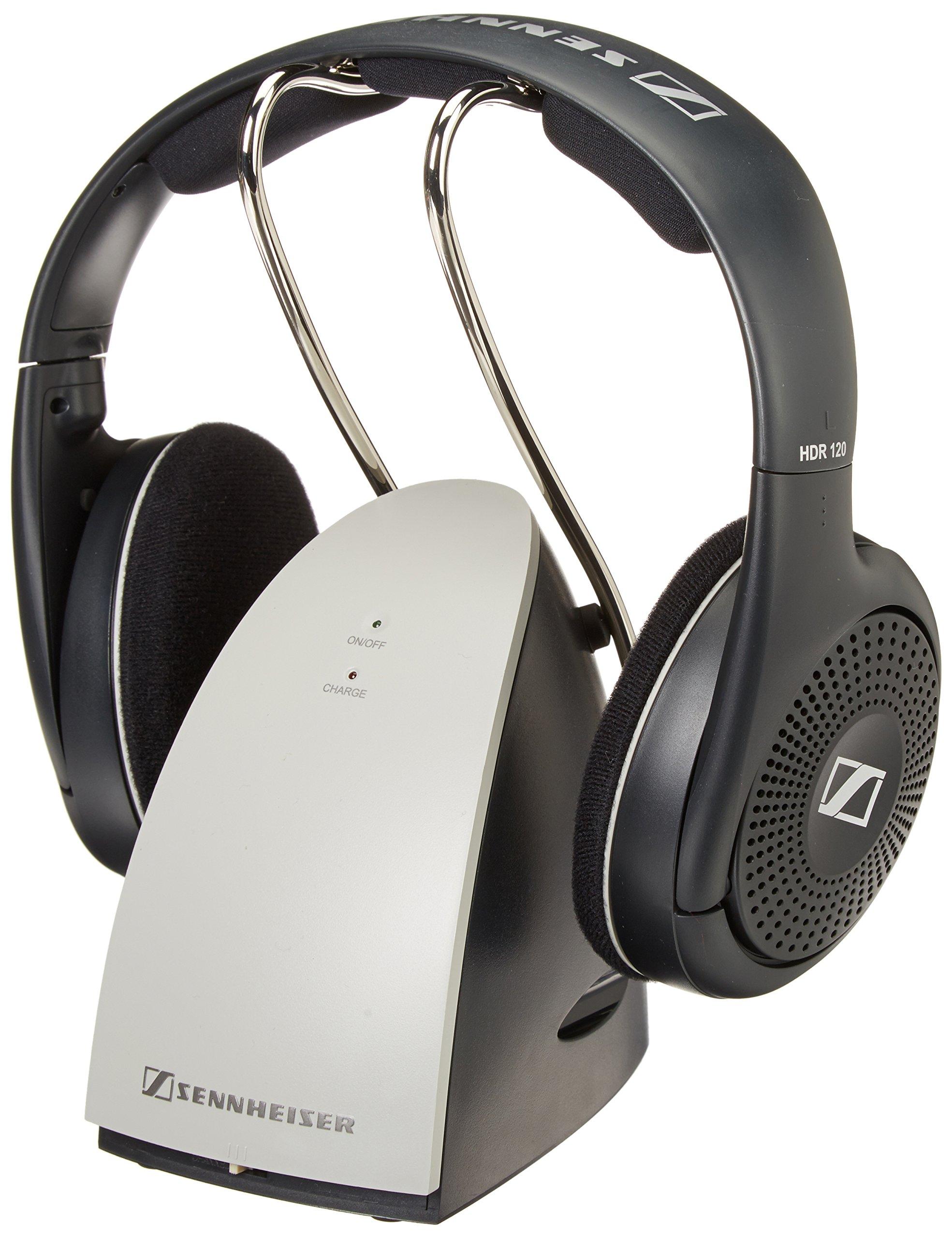 Sennheiser RS120 Wireless Headphones Charging