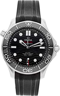 Omega Seamaster Mechanical (Automatic) Black Dial Mens Watch 210.32.42.20.01.001 (Certified Pre-Owned)