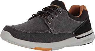 Men's Relaxed Fit-Elent-Mosen Boat Shoe