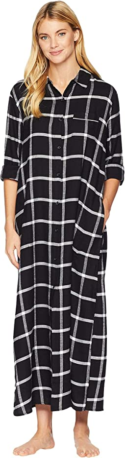 Maxi Flannel Nightshirt