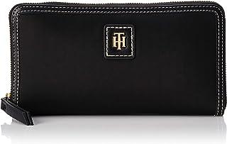 محفظة جوليا كبيرة بسحاب من النايلون من تومي هيلفيجر
