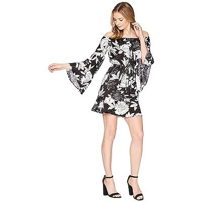 Bardot Britt Dress (Ink Floral) Women
