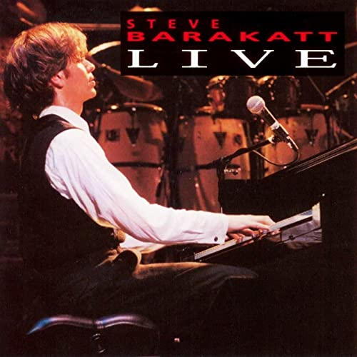 Steve Barakatt Live
