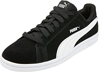 PUMA Juniors Smash Fun Sd Jr, Black- White, Sneakers