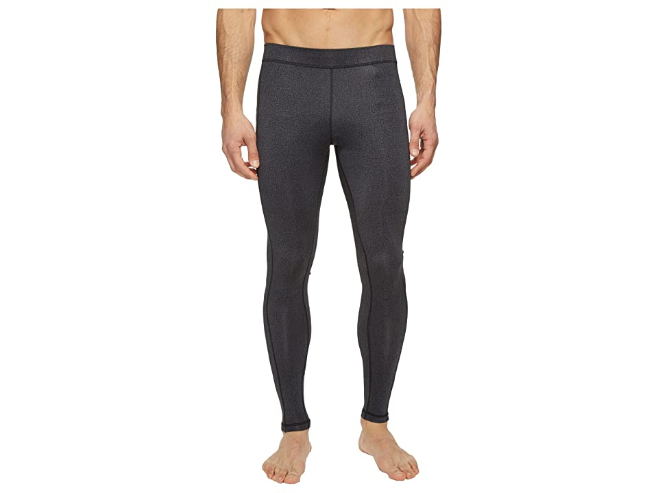 Prana Reynold Tights (Charcoal Basin) Men's Casual Pants