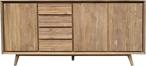 Best solid teak chest of drawers Reviews