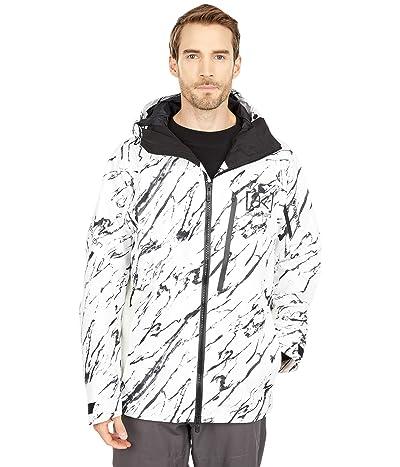 Burton [AK] GORE-TEX(r) Cyclic Jacket (Marble) Men