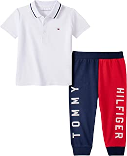 Baby Boys' 2 Pieces Polo Pants Set