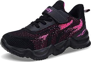 Boys Tennis Shoes Lightweight Sneakers for Girls Tennis...