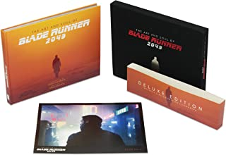 The Art and Soul of Blade Runner 2049 – Visual Art Book Deluxe Edition