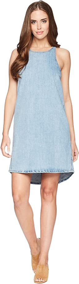 Lucky Brand Button Back Dress