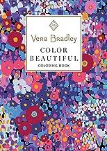 Vera Bradley Color Beautiful Coloring Book (Design Originals) (Vera Bradley Coloring Collection)