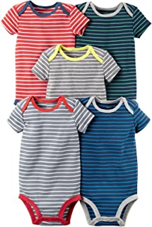 Carter's Baby Boys' Multi-pk Bodysuits 126g335