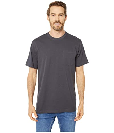 Filson Short Sleeve Outfitter Solid One-Pocket T-Shirt (Ink Blue) Men