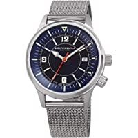 Deals on Bruno Magli VITTORIO Quartz Blue Dial Mens Watch