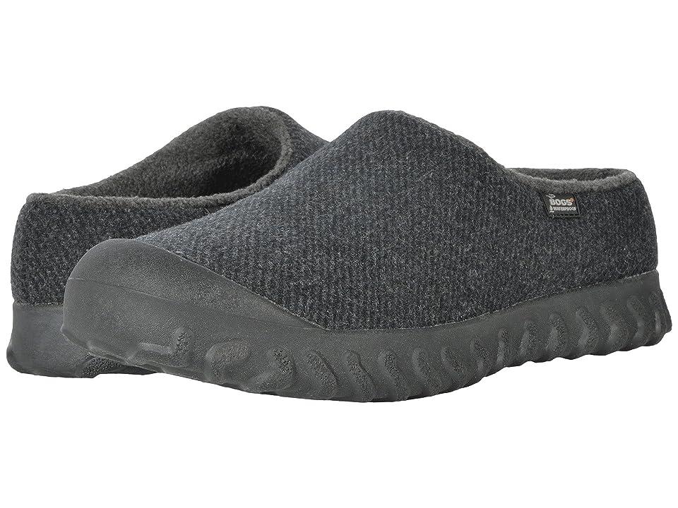 Bogs B-Moc Slip-On Wool (Black) Men