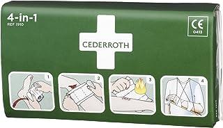 Cederroth 4-in-1 Bloodstopper Sterile Dressing Bandage