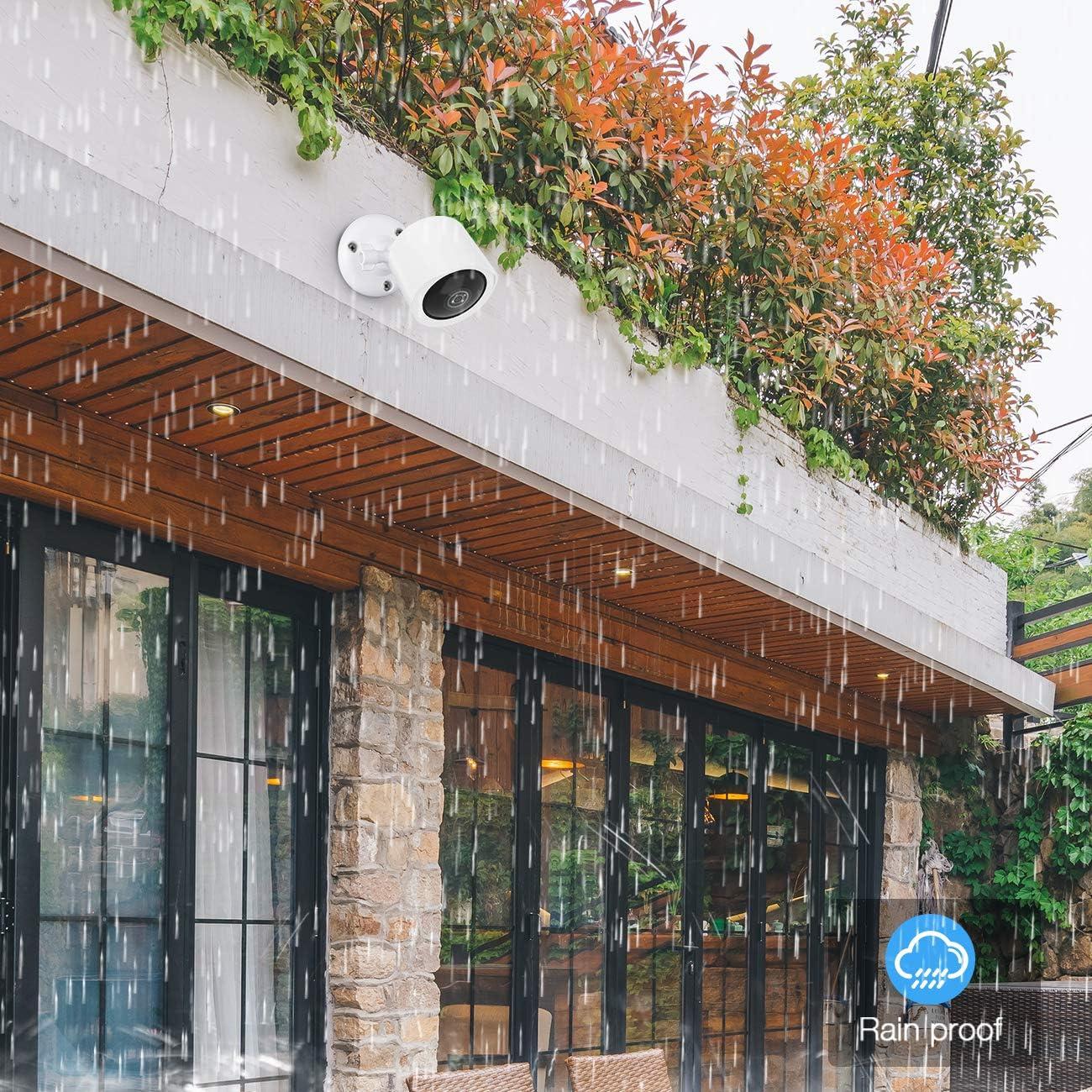 Black 1Pack HOLACA Outdoor Mount Bracket for Google Nest Cam ...
