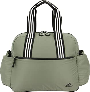 adidas Women's Sport To Street Tote Bag, Legacy Green/Black, ONE SIZE