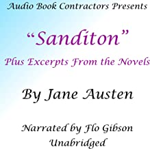 """""""Sanditon"""" and Excerpts from the Novels"""