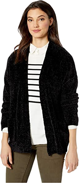 Staycay Chenille Cardi Sweater