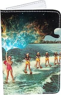 Cosmic Water Ski Gift Card Holder