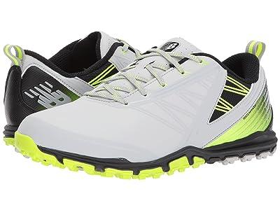 New Balance Golf NBG1006 Minimus SL (Grey/Green) Men