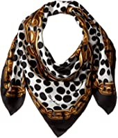 Marc Jacobs - Animal & Chains Scarf