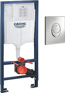 Mejor Inodoro Suspendido Con Cisterna Vista de 2020 - Mejor valorados y revisados