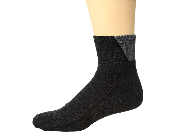 Darn Tough Vermont Hiker 1/4 Socks Cushion Black