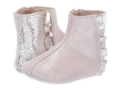 Robeez Madison First Kicks (Infant/Toddler) (Pink Shimmer) Girl