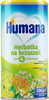 Humana TUMMY Tea 200g/ 53 servings (from the 4th month)