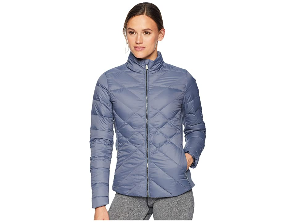 The North Face Lucia Hybrid Down Jacket (Grisaille Grey) Women