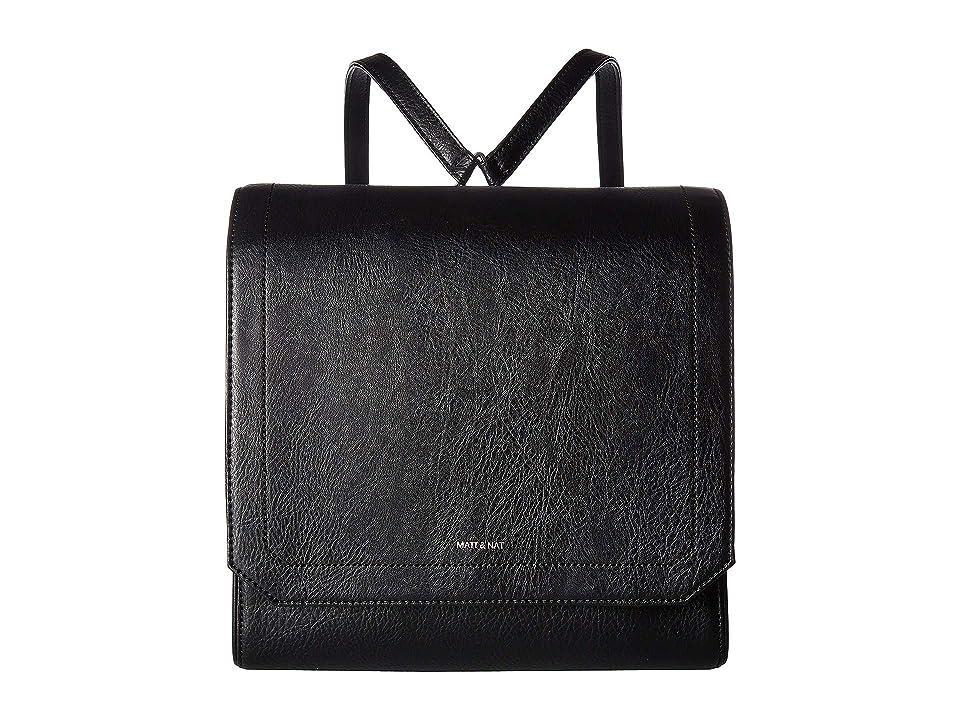 Matt & Nat Dwell Mercy (Black) Handbags