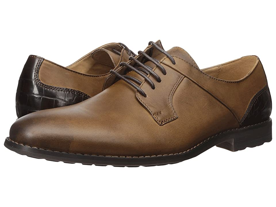 Steve Madden Kojaxx (Tan Leather) Men