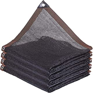 Sunscreen Fabric, 70% Shade Cloth Encryption Thicken Shade Netting, Shading Net Sunscreen Pergola Shade Canopy, for Outdoo...
