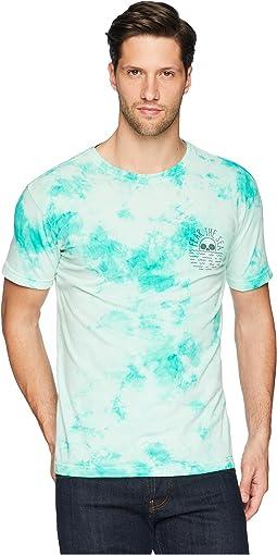 Fear The Sea Tie-Dye Tee Shirt