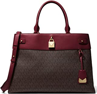 6b8298e2f8 Amazon.com  MICHAEL Michael Kors - Satchels   Handbags   Wallets ...