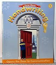 Handwriting, Level 4: Opens the Door to Communication