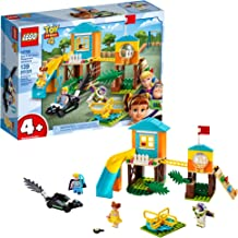 LEGO | Disney Pixar's Toy Story Buzz & Bo Peep's Playground Adventure 10768 Building Kit, New 2019 (139 Pieces)