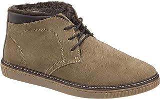271730 PFBT40 Men/'s Shoes Size 10.5 M Brown Suede Boots Johnston /& Murphy